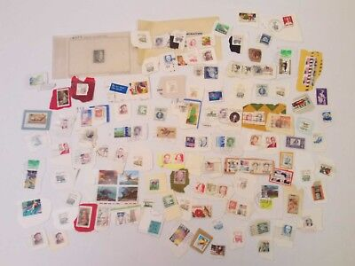 Lot of Vintage Random Old Collectible Rare United States Postage USPS Stamps