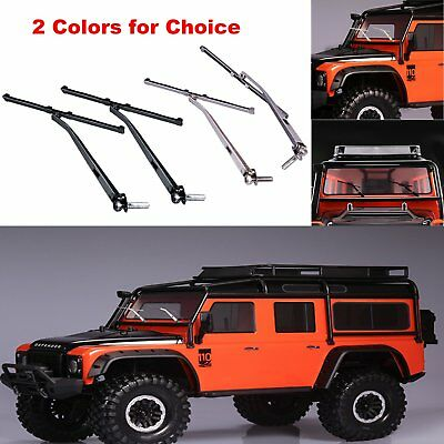 RC Car Windscreen Wiper Windshield Blades for Traxxas TRX4 Land Rover Defender