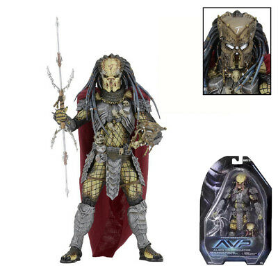"NECA Predator Series AVP ELDER PREDATOR Alien VS. Predator 7"" Action Figure"
