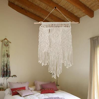 BOHO WALL HANGING Tapestry Handmade Macrame Woven Cotton Wall Art ...