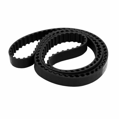 390XL Timing Belt  195 Teeth 10mm Wide 5.08mm Pitch Stepper Motor Rubber Black
