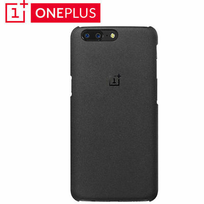 100% Original Sandstone Case PC Hard Cover Back Shell For Oneplus 5 A5000 1+5