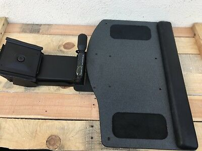 HUMANSCALE KEYBOARD TRAY used