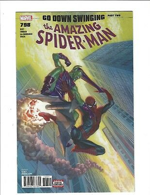 AMAZING SPIDER-MAN #798 1st APPEARANCE RED GOBLIN NM Alex Ross