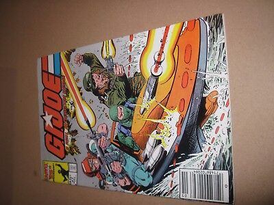 GI Joe A Real American Hero #47 Canadian Newsstand Edition .95 price variant