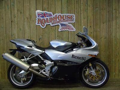 Benelli Tornado 900 TRE Only 10649 Miles, Service History ** UK Delivery **
