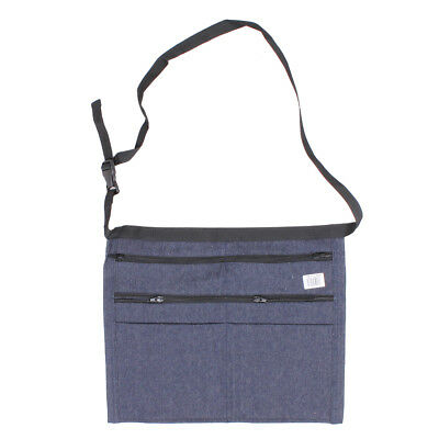 100% Cotton 6 MoneyPocket Market Apron