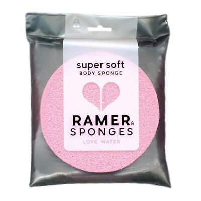 Ramer Super Soft Large Body Sponge Light Pink 1 2 3 6 12 Packs