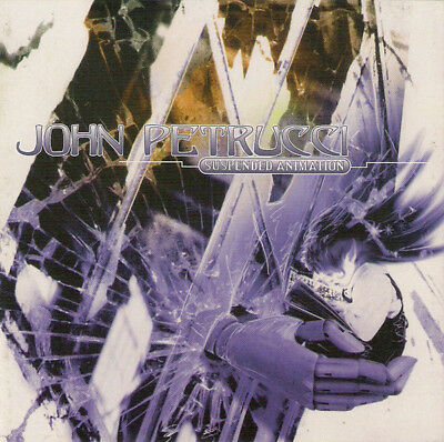 John Petrucci ‎– Suspended Animation RARE CD! FREE SHIPPING!