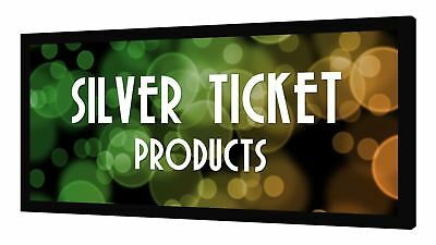 STR-235115 Silver Ticket 2.35:1 4K Ultra HD Ready Cinema Format (6 Piece ... New