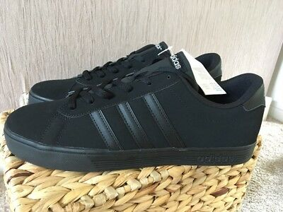 ADIDAS DAILY TEAM Nubuck Trainers Mens Uk 12 Brand New ML 44 ... 563358ddc