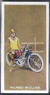 Pattreiouex-Dirt Track Riders (Col 1929)-#50- Speedway - Wilfred Mcclure