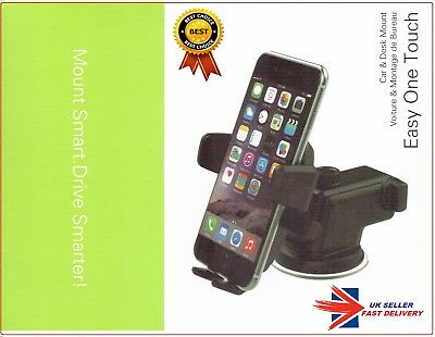 360ْ Universal Car Windscreen Dashboard Holder Mount For GPS PAD Mobil Phone UK