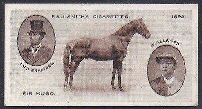 Smiths-Derby Winners-#30- Horse Racing - Sir Hugo