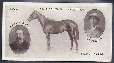 Smiths-Derby Winners-#46- Horse Racing - Signorinetta