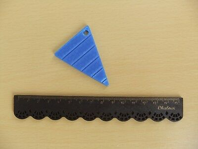 1 Tatting Picot Gauge Spacer Measurement *NEW* Making Lace from ECO in Blue !