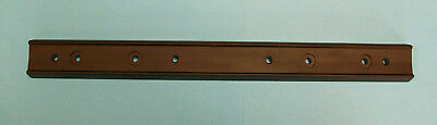 """Astro Optics 16"""" Dovetail Mounting Plate - Bar For Telescope Mount - NEW"""