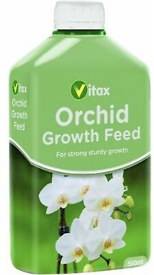 Vitax 500ml Orchid Growth Feed NEW