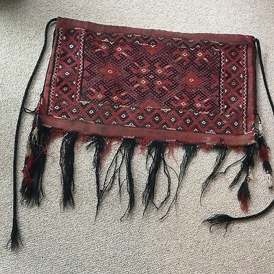 Persian saddle bag authentic and clean
