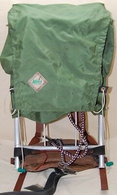 VINTAGE REI CO-OP External Frame Hiking Pack Backpack -  39.88 ... 9cc1f194f0