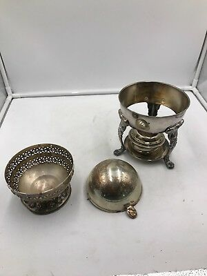 Estate Vintage Antique Silver Plate Silverplate SET LOT