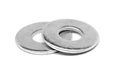 #6 Flat Washer SAE Pattern Low Carbon Steel Zinc Plated