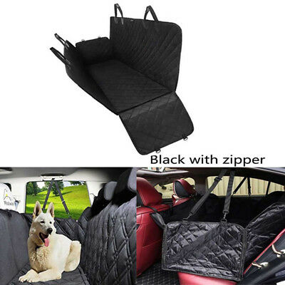 Safety Car Rear Back Seat Cover Pet Dog Cat Liner Protector Hammock Mat Cushion