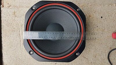 """Linear design 10"""" woofer made in taiwan (1 only)"""