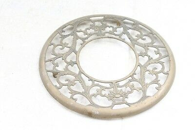 Old Rosette Covering Element for Stove Pipes Indoors Ø11 , 5cm Taiwan