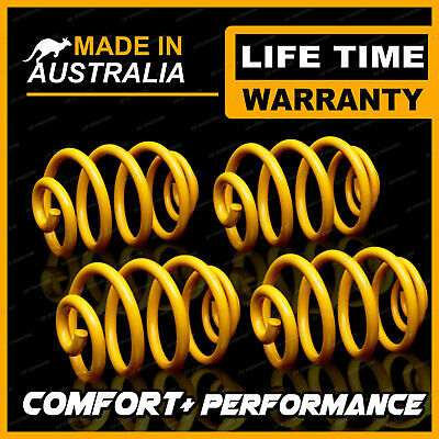 Front + Rear 30mm Lowered King Coil Springs For MAZDA RX8 FE1031 2003-2011