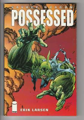 Savage Dragon: Possessed TPB (Erik Larsen)