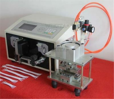 New SWT508-PX Compter Wire Cable Stripping Cutting Peeling Sub-Line Machine pi