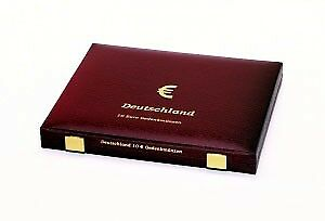 Lindner 2452 Luxury Case incl. 40 Coin Capsules for free