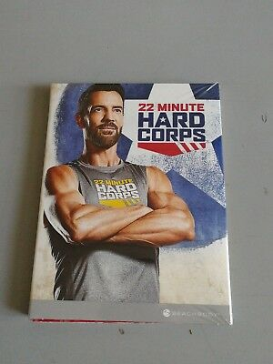 22 minute hard corps fitness dvd