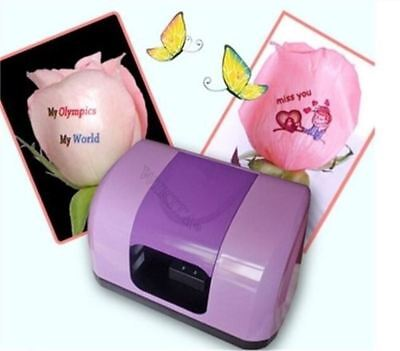 For Flowers Digital Flower New Mini Flower Printer Printing Machine su