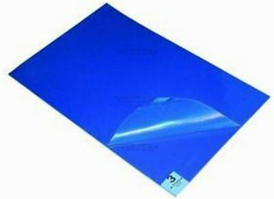 10 Units 1 Case New Dust Cleaner Laboratory Tacky Sticky Mat 300 Sheets