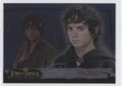 2006 Topps Lord of the Rings Evolution B #8B Frodo Non-Sports Card 4z5