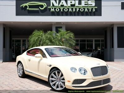 2017 Bentley Other GT V8 2017 Bentley Continental GT V8 200 miles, Maserati, Rolls Royce, Mercedes