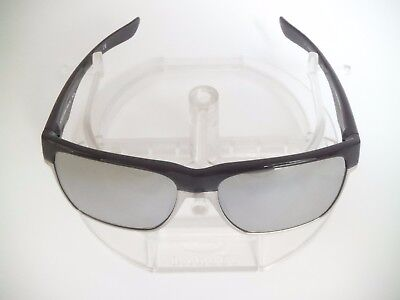 cf13dc05f84 New Authentic Oakley Twoface XL Polished Black Frame Sunglasses OO9350-07