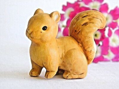 Vintage Holly Hobbie Samantha Squirrel Country Pets Collection Miniature MINT