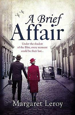 A Brief Affair by Margaret Leroy (Paperback, 2016)