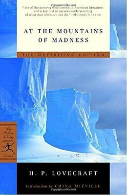 At the Mountains of Madness by H. P. Lovecraft (Paperback, 2005)