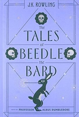 The Tales of Beedle the Bard by J K Rowling (Hardback, 2017)