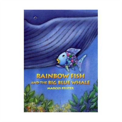 Rainbow Fish and the Big Blue Whale, Pfister, Marcus, Used; Good Book