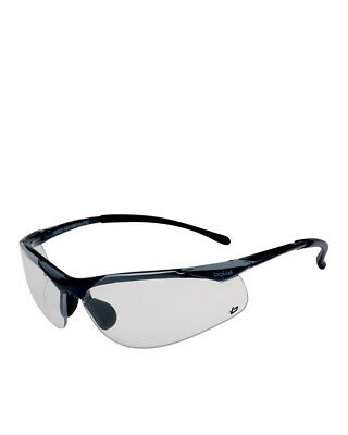 NEW Bolle Sidewinder Safety Glasses Clear Lens