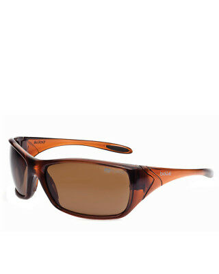 NEW Bolle Voodoo Safety Glasses Brown Lens