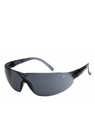 NEW Bolle Blade Safety Glasses Smoke Lens