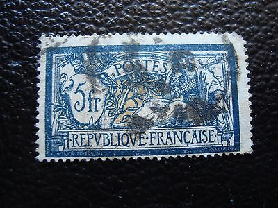 FRANCE - stamp yvert and tellier n° 123 obl (A01) stamp french
