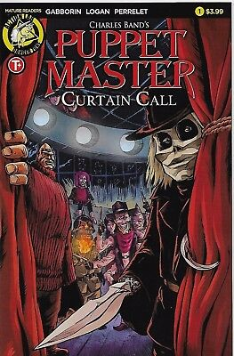 Puppet Master Curtain Call #1!!