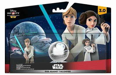 Disney Infinity 3.0 Star Wars Rise Against Empire Playset Figures